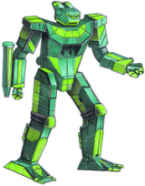 Mech of the Week: Vindicator