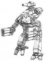 MechWarrior G-114 Concussion Ammo Domination