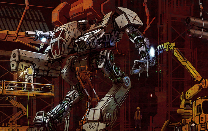 http://bg.battletech.com/wp-content/uploads/2011/10/BattleMech-Tech-Page-illustration.jpg