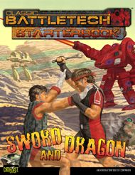 Starterbook: Sword and Dragon