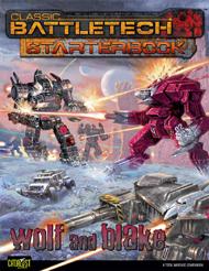 Starterbook: Wolf and Blake