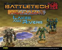 HexPack: Lakes and Rivers