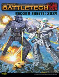 Record Sheets: 3039