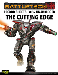 Record Sheets: 3085 Unabridged — Cutting Edge