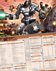 A Time of War GM Screen
