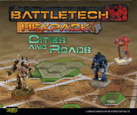 HexPack: Cities and Roads