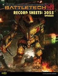Record Sheets: 3055 Upgrade