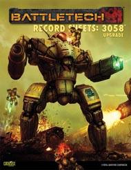 Record Sheets: 3058 Upgrade
