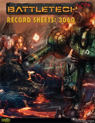 Record Sheets: 3060