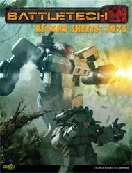 Record Sheets: 3075