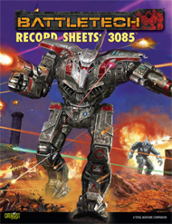 Record Sheets: 3085