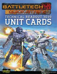 Quick-Strike: Technical Readout: 3039 Unit Cards