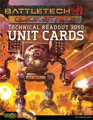 Quick-Strike: Technical Readout: 3050 Unit Cards