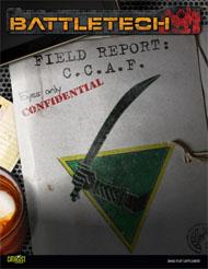 Field Report: Capellan Confederation