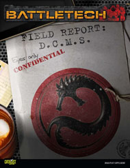 Field Report: DCMS