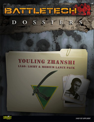 Lance Pack Dossiers: Youling Zhanshi