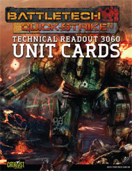 Quick-Strike: Technical Readout: 3060 Unit Cards