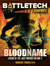 Bloodname: Legend of the Jade Phoenix 2