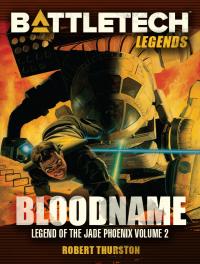 Bloodname: Legend of the Jade Phoenix 2