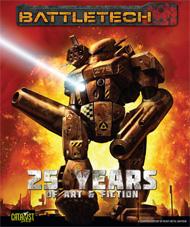 BattleTech: 25 Years of Art & Fiction