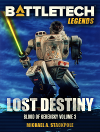 Lost Destiny: Blood of Kerensky 3