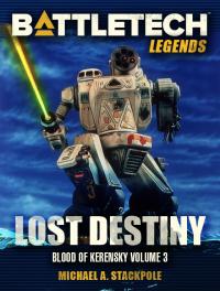 Lost Destiny: Blood of Kerensky 3