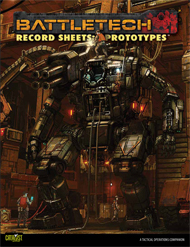Record Sheets: Prototypes