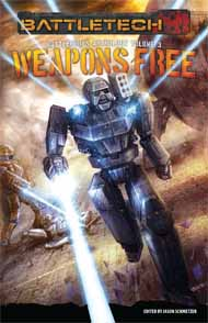 Weapon's Free: BattleCorps Anthologies Vol. 3