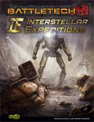 Interstellar Expeditions: Interstellar Players 3