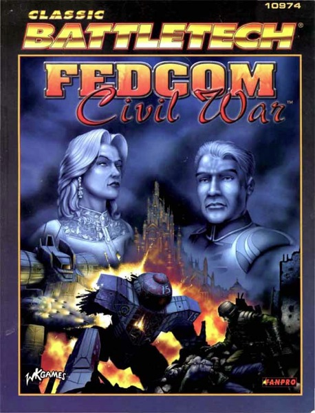 FPR10974 FedCom Civil War Cover 580wide