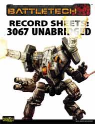 Record Sheets: 3067 Unabridged