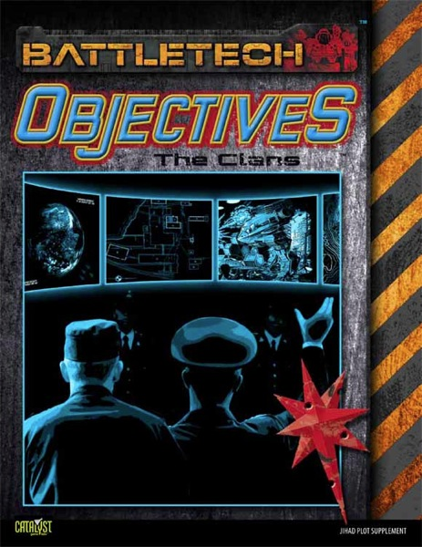 E CAT35OB007 Objectives The Clans Cover 580wide