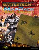 Battletech: MapPack: Open Terrain #1