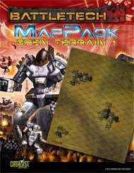 MapPack: Open Terrain #1