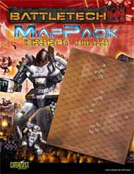 MapPack: Desert Hills