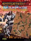 BattleTech MapPack: Scattered Woods