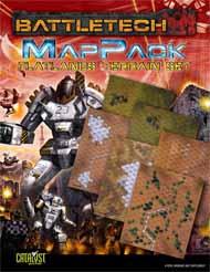 MapPack: Flatlands Terrain Set