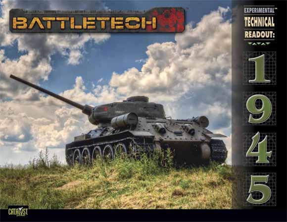 BattleTech: Experimental Technical Readout: 1945