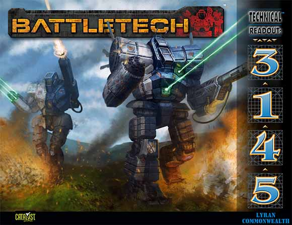 BattleTech Technical Readout 3145: Lyran Commonwealth
