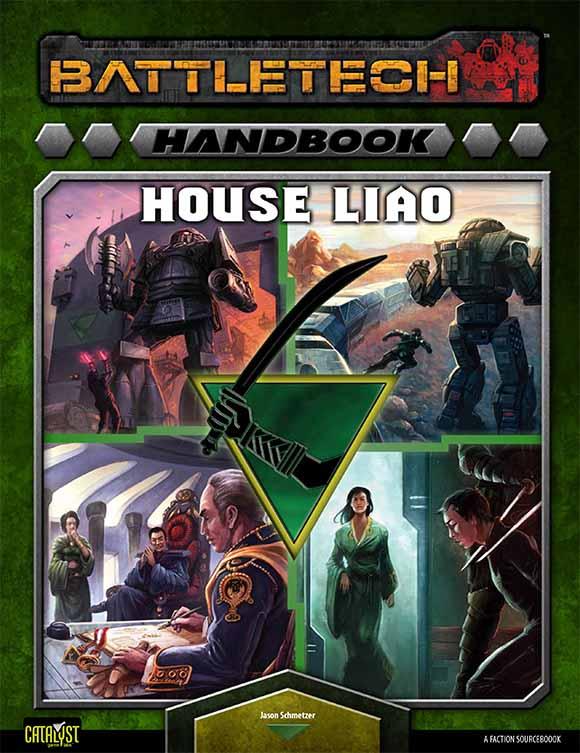Handbook House Liao Cover