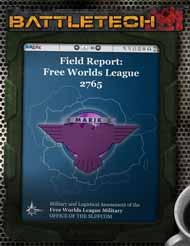 Field Report 2765 FWLM