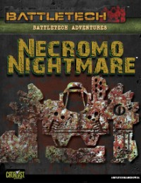 BattleTech Adventures: Necromo Nightmare