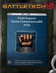 Field Report 2765 LCAF