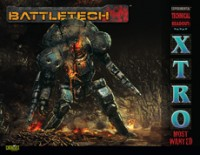 BattleTech Experimental Technical Readout: Most Wanted