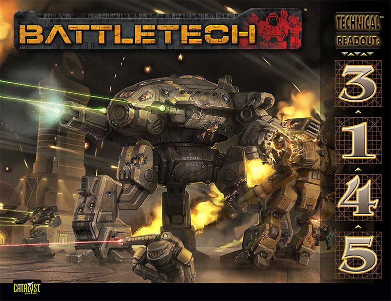 BattleTech Technical Readout: 3145