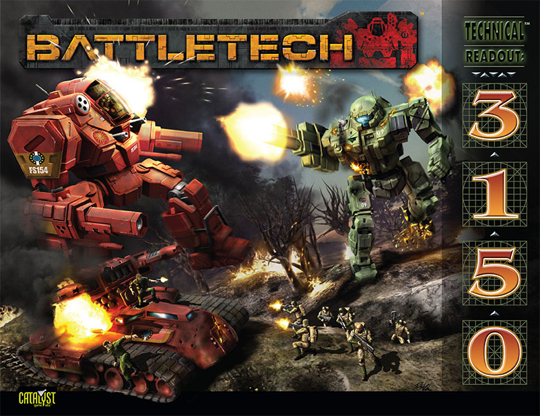 BattleTech Technical Reaodout: 3150