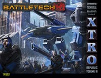 Experimental Technical Readout: Republic III