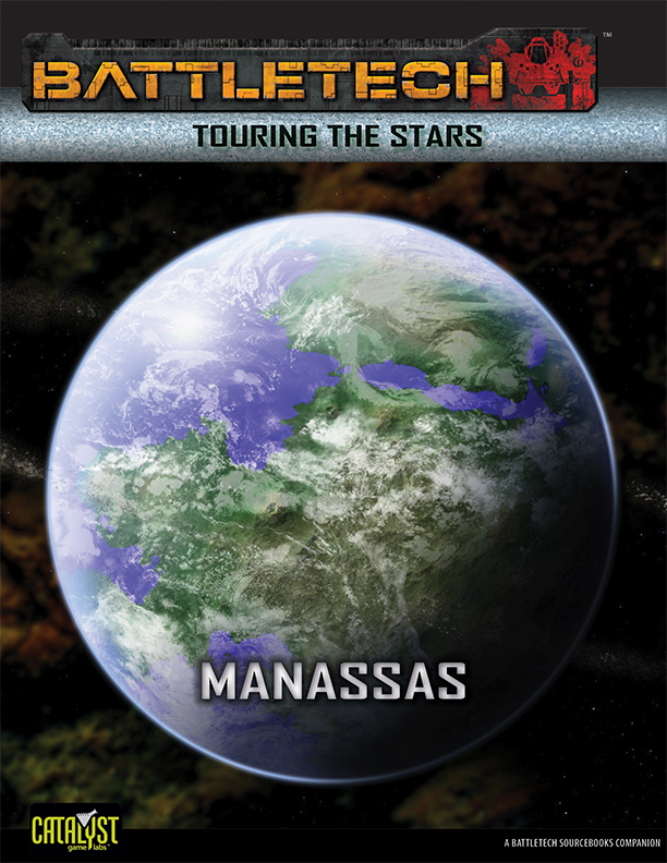 BattleTech Touring the Stars: Manassas