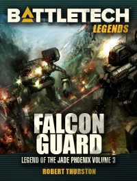 Falcon Guard: Legend of the Jade Phoenix 3
