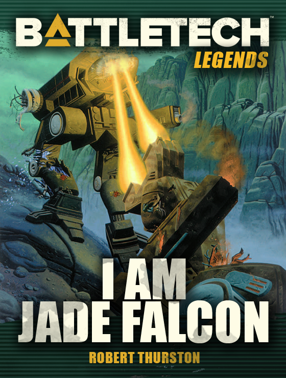 I Am Jade Falcon